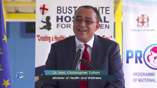 Ministry of Health & Wellness 2020 Year In Review Building Forward Together