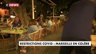 Coronavirus : les restaurateurs et les patrons de bar marseillais en colère