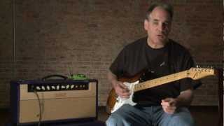 Eddie's Corner - How to Play Over Dominant Chords in the Keys of A minor and C major