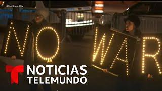 Las Noticias de la mañana, 10 de enero de 2020 | Noticias Telemundo