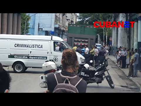 Tragedia en Habana Vieja: Un NIÑO fallece tras ser atropellado por un camión