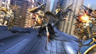 Showing Off Bayonetta 2 Insanity - Comic Con 2014