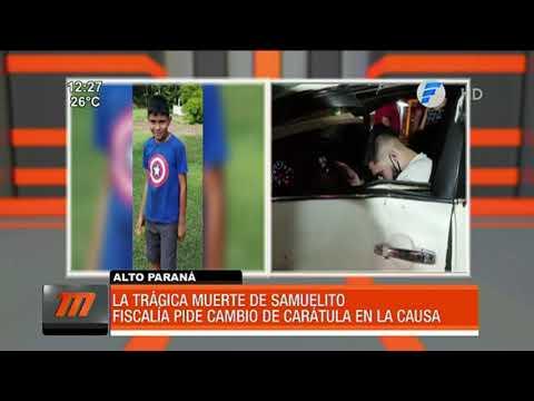 La trágica muerte de Samuelito