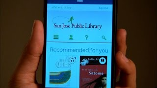 Check out library books on any device