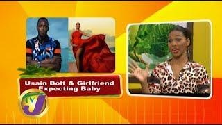 TVJ Smile Jamaica: Trending Topics - Usain Bolt & Girlfriend Expecting Baby - January 25 2020