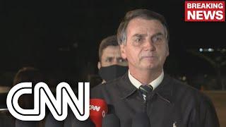 Breaking News: Bolsonaro diz que Moro sabia regras do jogo e comenta vídeo