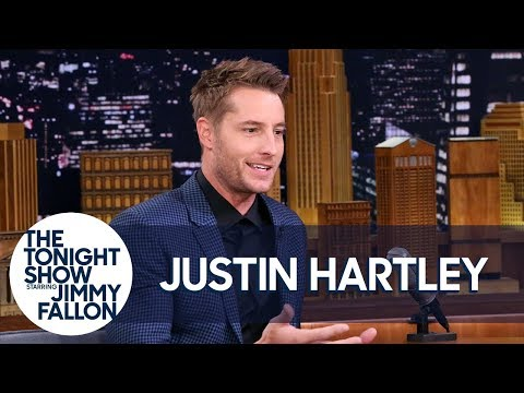connectYoutube - Justin Hartley Got Busted for Pretending to Be Ryan Reynolds for a Fan