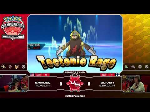 connectYoutube - 2018 Pokémon Oceania International Championships: VG Senior Finals