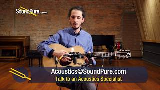 Santa Cruz Style 1 Sitka/Rosewood Acoustic Guitar #315 Quick n' Dirty
