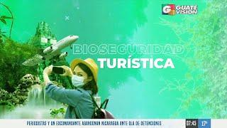 [Análisis] Bioseguridad turística en Guatemala