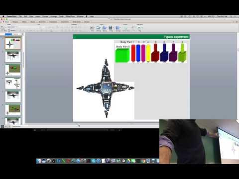 Lecture 18 of Evolutionary Robotics course at UVM (filmed Thurs Apr 6, 2017)