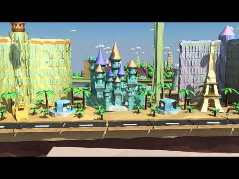 mp Классная анимационная работа студента   to mp3 Дипломная работа 3d a КА ШАГ