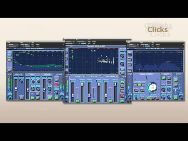 Sonnox Restore - Noise Reduction Plug-in Suite | Soundpure com