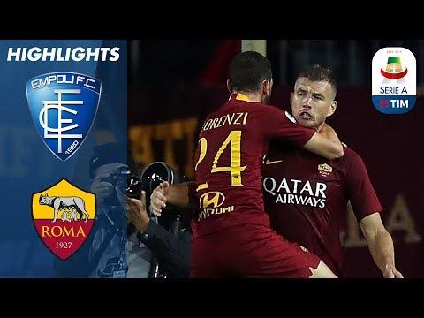 أهداف مباراة ايمبولي وروما 0-2 - البطولة الايطالية -