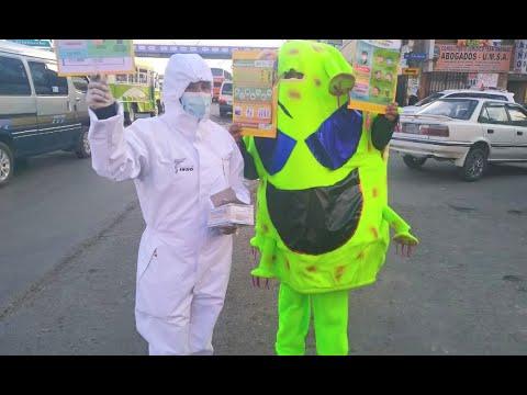 ¡Todos contra el covid! Refuerzan controles en El Alto