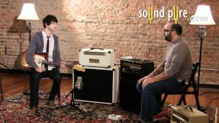 Spring Reverb Demo - Flickinger Tone Boxes Spaghetti Western Part Two