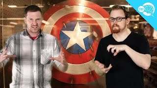 How Does Captain America's Shield Work?