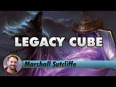 Legacy Cube Draft   Channel Marshall