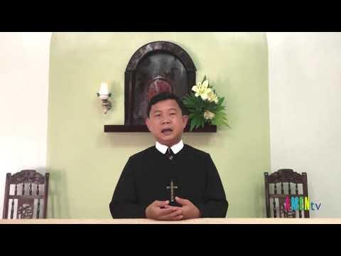 LHS Thứ Năm Sau CN XIV TN: MÔN ĐỆ ĐÍCH THỰC - Linh mục Giuse Đinh Hữu Thoại , DCCT