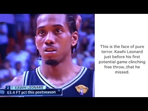 The 10 Biggest NBA Playoff MISTAKES Ever