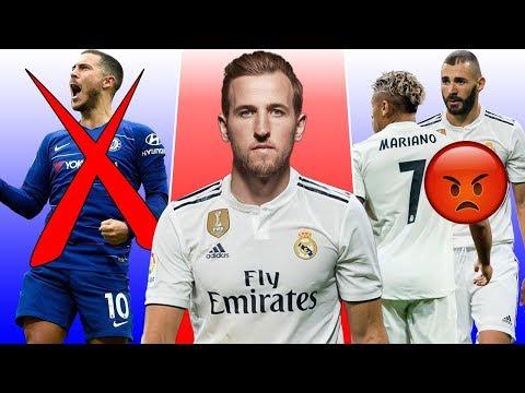 5 أسباب ستدفع ريال مدريد للتعاقد مع هاري كين في يناير القادم