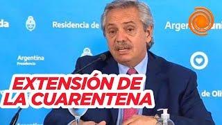 Extensión de la cuarentena hasta el 12 de abril: así lo anunciaba el presidente Alberto Fernández
