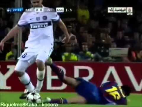 Video: Barca - Jie parodė, kas yra tikrasis futbolas