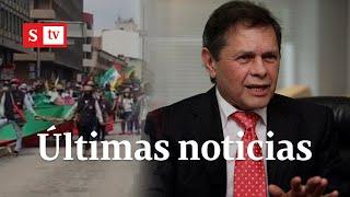 EN VIVO: Gobierno llega al Cauca, niegan extradición de Carlos Mattos a Colombia y más | Semana