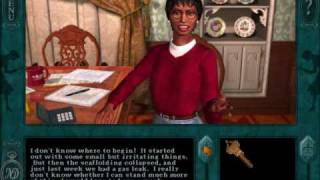 Nancy Drew: Message in a Haunted Mansion (Part 1) - Tiles