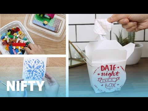 6 Ways To Upcycle Takeout Containers