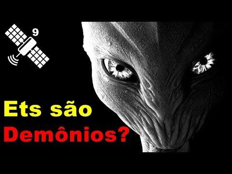 Alienígenas são demônios?