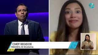 El eufemismo de unas elecciones libres y democráticas en Nicaragua - Entrevista con Cindy Regidor