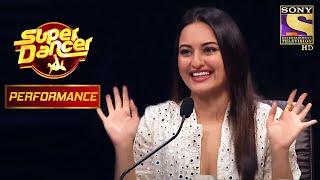 "Rishikaysh और Akash के ""Lift Karadey"" Dance ने किया Sonakshi Sinha को खुश!   Super Dancer Chapter 2 - SETINDIA"