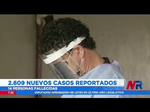 CCSS informó que sólo quedan 35 camas UCI para pacientes Covid 19 críticos