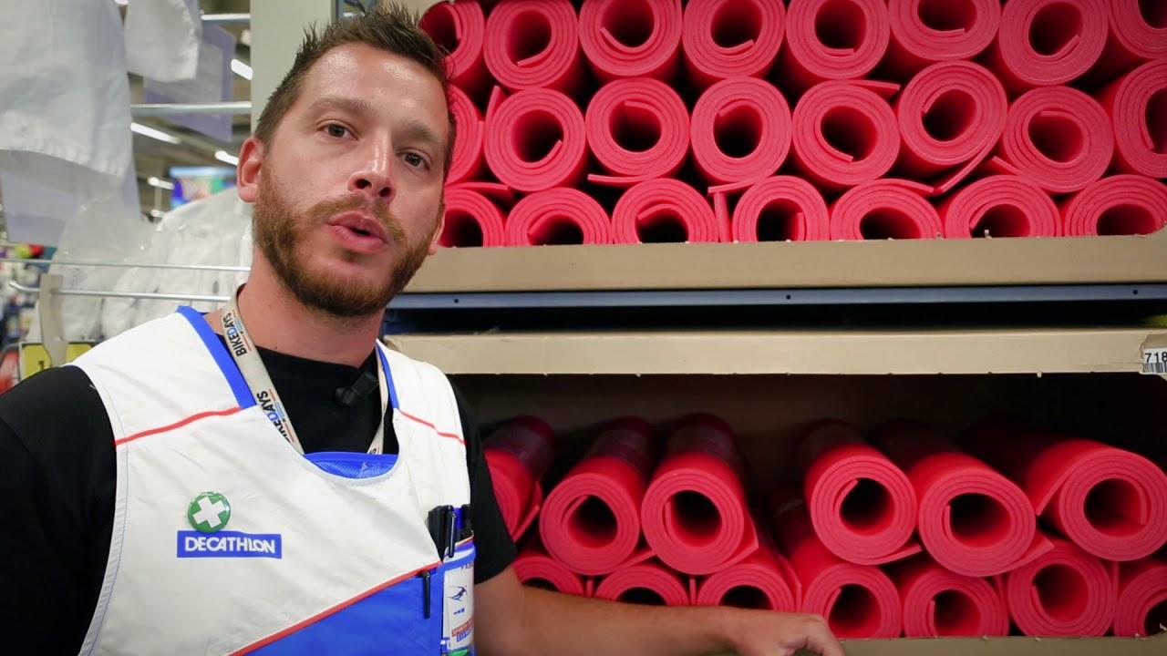 Video il kit per la ginnastica in casa tutorial by decathlon settimo torinese sportorino - Tavolo calcio balilla decathlon ...