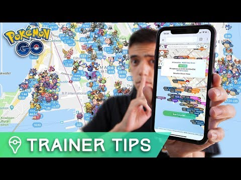 connectYoutube - The Truth About Maps and Scanners in Pokémon GO