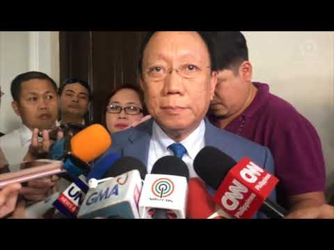 Calida insists on not providing TokHang documents to SC