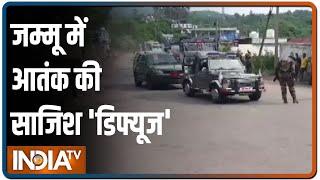 Jammu Kashmir के Rajouri हाइवे पर IED किया डिफ्यूज, इलाके को खाली कराया गया - INDIATV