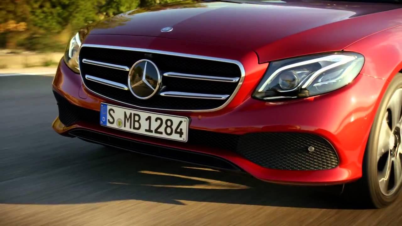 Mercedes Benz TV The new E Class #AETMS16