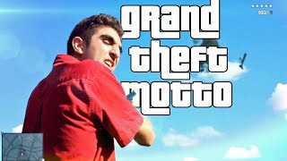 GRAND THEFT MOTTO (GTA Music Video)