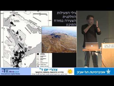 טקטוניקת הלוחות במזרח התיכון