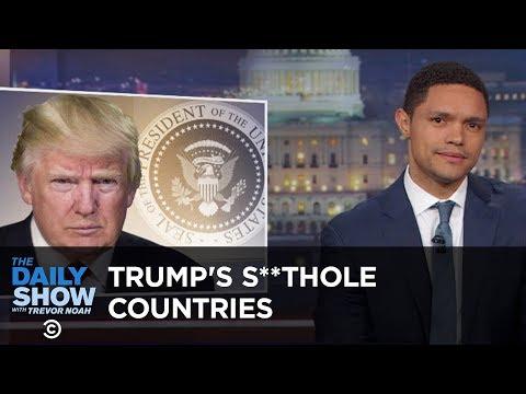 connectYoutube - Trump Calls Non-White Countries