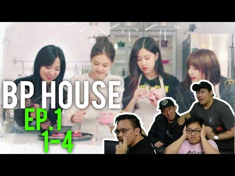connectYoutube - BLACKPINK HOUSE Ep. 1-1 to 4 (Reactions w/ ENG Subs)