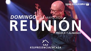 ???? EN VIVO ???????? Reunión ONLINE (Prédica, Alabanza y @Su Presencia Kids) - 24 Mayo 2020   Su Presencia