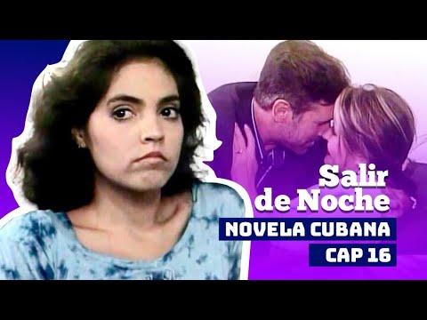 NOVELA CUBANA: SALIR DE NOCHE - Cap.16 Extended - (TelevisionCubana)