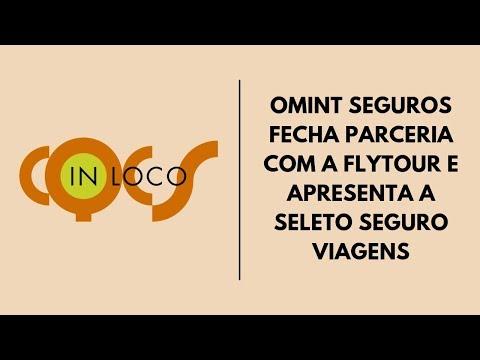 Imagem post: Omint Seguros fecha parceria com a Flytour e apresenta a Seleto Seguros Viagens