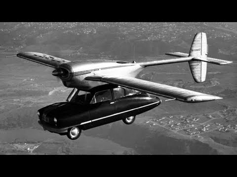 5 Flying Cars That Already Existed