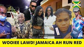 Twenty Five People Mvrd3red in 72 Hours Across Jamaica/JBNN