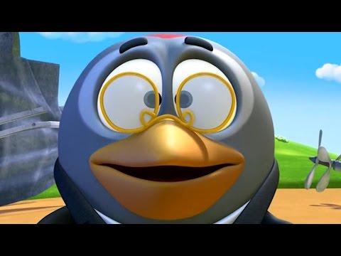 Кадр из мультфильма «Смешарики. Новые приключения. Наследство»