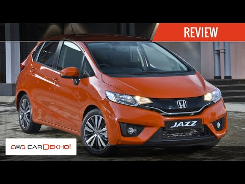 honda jazz review  features video